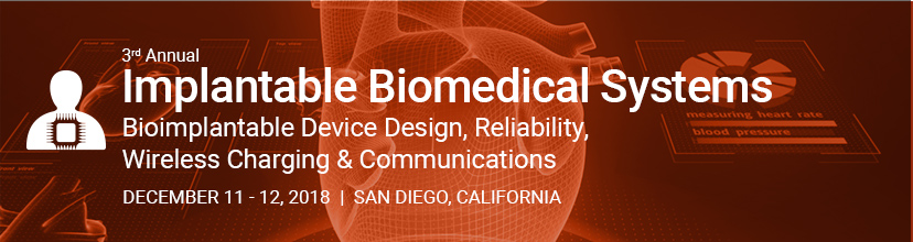 Implantable Biomedical Systems Header Image